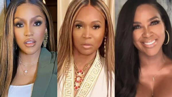 """Drew Sidora Accuses Marlo Hampton Of Doing """"Kenya's Dirty Work"""" For Questioning RHOA Costars About Bolo, Plus Cynthia Bailey Slams Marc Daly For Giving Kenya """"Mixed Signals"""""""