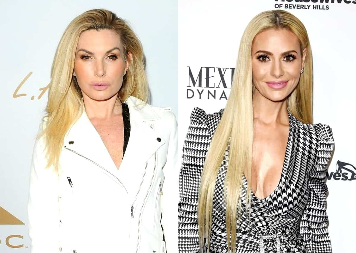 """RHOBH Alum Eden Sassoon Slams Dorit Kemsley's Appearance and Suggests She Went Too Far With Plastic Surgery, Says """"True Beauty is Within"""" Despite Undergoing Facelift in 2019"""