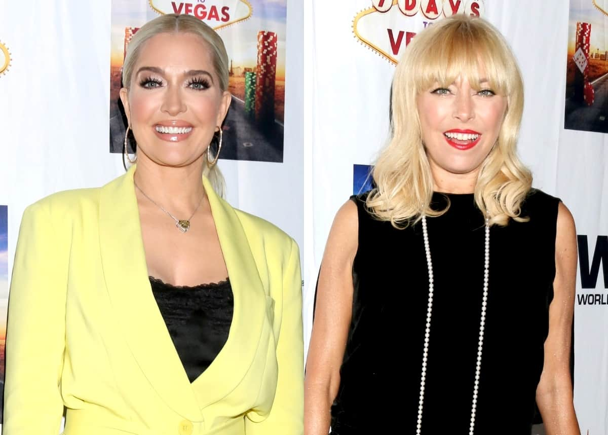 """RHOBH's Erika Jayne Reached Her """"Breaking Point"""" Amid Season 11 After a Confrontation With Sutton Stracke, Got """"Super Emotional"""" and Was Forced to """"Keep Defending Herself"""" to Costars"""