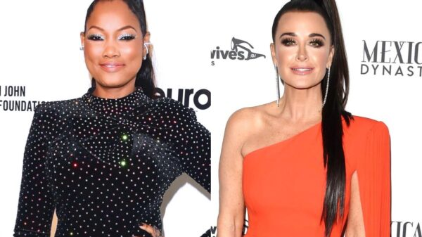 "RHOBH Star Garcelle Beauvais On Where She Stands With Kyle Richards After Discussing ""Race Issues,"" Claims Kyle Used Charity Payment As A Weapon Against Her"