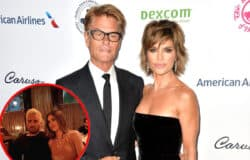 "REPORT: Lisa Rinna and Husband Harry Hamlin Were ""Skeptical"" of Scott Disick's Relationship With Amelia Hamlin and How Kardashians Feel About Them, Plus Is RHOBH Family Really Getting a Show?"