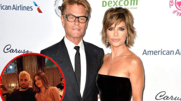 "REPORT: Lisa Rinna And Husband Were ""Skeptical"" Of Amelia's Relationship With Scott And How The Kardashians Feel About Them, Plus Is RHOBH Family Getting A Show?"