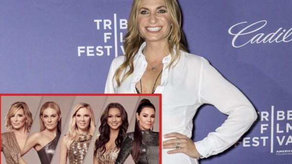 Heather Thomson Explains Reason She Returned to RHONY, Addresses Comment She Made About 'Assault' and Discusses Infamous Podcast Episode While Shading Cast, Plus Live Viewing Thread