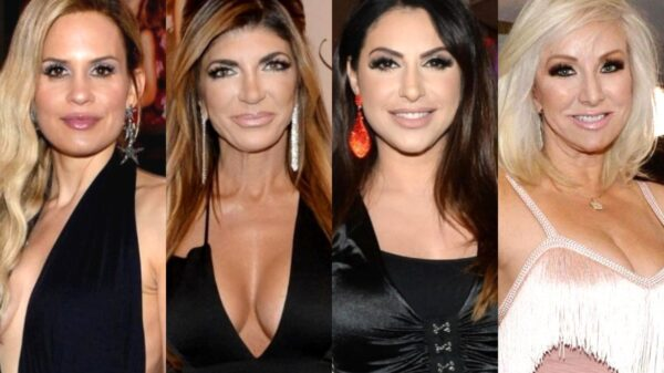 """RHONJ's Jackie Goldschneider Pokes Fun at Teresa Giudice's Bad Grammar and Targets Jennifer Aydin as """"Dangerous and Irresponsible"""" Over Sexual Harassment Comments, Plus Margaret Josephs Weighs In"""