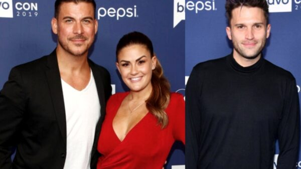 PHOTOS: Vanderpump Rules Alums Jax Taylor and Brittany Cartwright Show Off Baby Boy's Nursery As Tom Schwartz Seemingly Leaks Baby Name During Shower