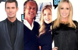 Flipping Out's Jeff Lewis Exposes Mean Texts From David Beador After He and Shannon Beador Discussed His Wife, Plus Shannon Responds to Lesley Opening Baby Gift on Instagram