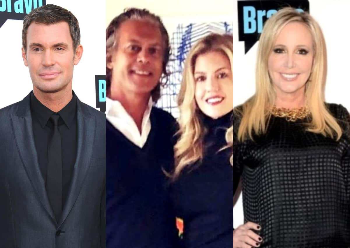 "Flipping Out's Jeff Lewis Receives Nasty Texts From David Beador as He and Shannon Beador Are Labeled ""F-cking Boring"" and ""Self-Absorbed"" After Discussing His Wife, Plus Shannon Responds to Lesley Opening Baby Gift on Instagram"