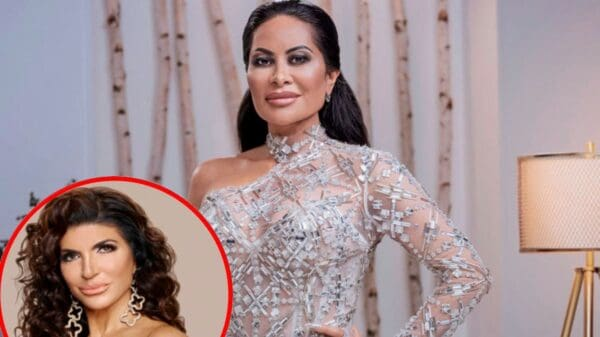 Here's How Jen Shah Explained Her Job in a Past Interview Plus Her Bail Conditions as the RHOSLC Star Also Compared Herself to Teresa Giudice on Twitter