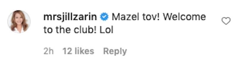 Jill Zarin Reacts to Bershan Shaw Joining RHONY