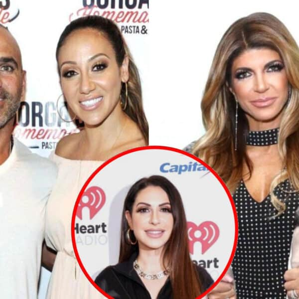 "Melissa Gorga Confirms if She and Joe Are Considering Divorce, Discusses Dramatic Argument Between Joe and Teresa Giudice, and Shades ""Wannabe"" RHONJ Co-Star Jennifer Aydin, Plus Live Viewing Thread"