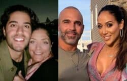 "Ex-RHONJ Star Kathy Wakile Reacts to Son Joseph Dissing Melissa and Joe Gorga as ""Farm Animals"" and Addresses ""Sad"" Family Feud"