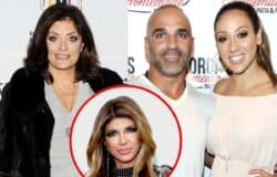 "Kathy Wakile Explains Why She No Longer Speaks With Joe and Melissa Gorga, Regrets Not Telling Teresa Giudice About Joining RHONJ and Claims She Was Told She Wasn't ""Fabulous"" Enough For Show"