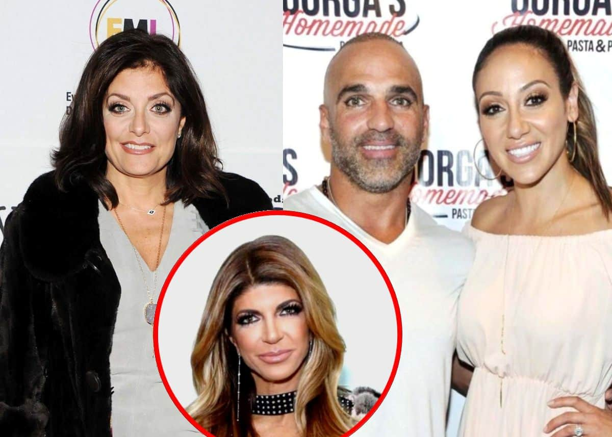 """Kathy Wakile Explains Rift With Joe and Melissa Gorga and What She Regrets Not Telling Teresa Giudice, Plus Claims She Was Told She Wasn't """"Fabulous"""" Enough For RHONJ"""