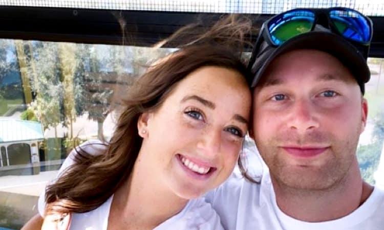 Katie Conrad fiance Brandon Eaves