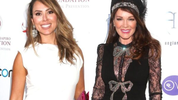 'RHOC' Kelly Dodd Accuses Lisa Vanderpump of 'Lying' About Her Not Paying Restaurant Bill, Disses Her Restaurants as She Explains Her Side