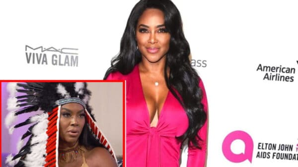 Bravo Apologizes For Airing Kenya Moore Wearing A Native American Costume Following Backlash But The RHOA Star Has Yet To Say Sorry