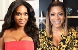 "Kenya Moore Tells Drew Sidora to Get a ""Tummy Tuck"" After Drew Dissed Her Booty, Claims Drew Lied About Husband Paying for Private Jet and Begged to Be on RHOA as Drew Claps Back"