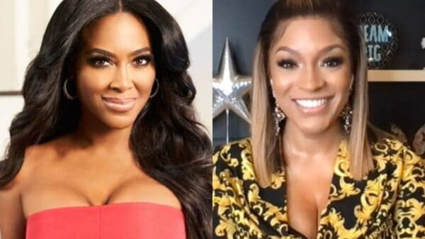 Kenya Moore Body-Shames Drew Sidora, Claims She Begged To Be On Show And Suggests RHOA Costar is using her For A Storyline As Drew Claps Back