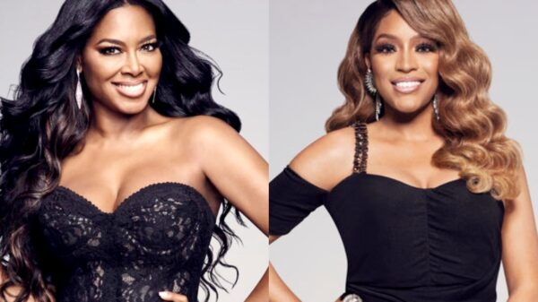 RHOA's Kenya Moore Shares Receipts of Drew Sidora's Native American Costume, Clarifies Her Tweet About Drew's Family