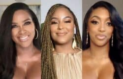 "'RHOA' Kenya Moore Slams LaToya Ali For 'Turning on Her' and Being ""Deceitful"" as LaToya Says She Couldn't Take Kenya Seriously, Plus Porsha Shades LaToya"