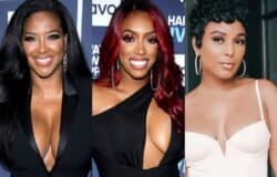 "Kenya Moore Calls Out ""Married"" RHOA Costars For Engaging in ""Freak Show"" and Claims Porsha Acts Fake on Camera, Reacts to Tanya Quitting After Strippergate and Says LaToya ""Turned [Her] Off, Plus Live Viewing Thread"