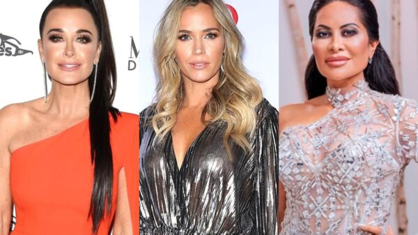 RHOBH's Kyle Richards And Teddi Mellencamp Make Shady Jokes About Jen Shah's Legal Drama As Chaos Erupt During Federal Court Arraignment Hearing For RHOSLC Star's Fraud And Money Laundering Case