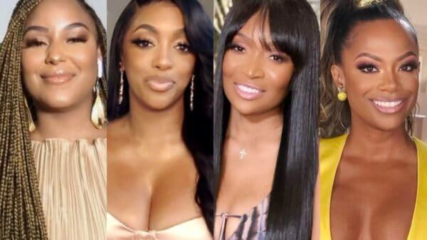 """RHOA's Latoya Ali Explains Why She Shared Kenya's Business With Costars As Porsha Williams Calls Out Marlo For Being A """"Kenya Agent"""" And Turning On Her, Plus Kandi Burruss Weighs In"""