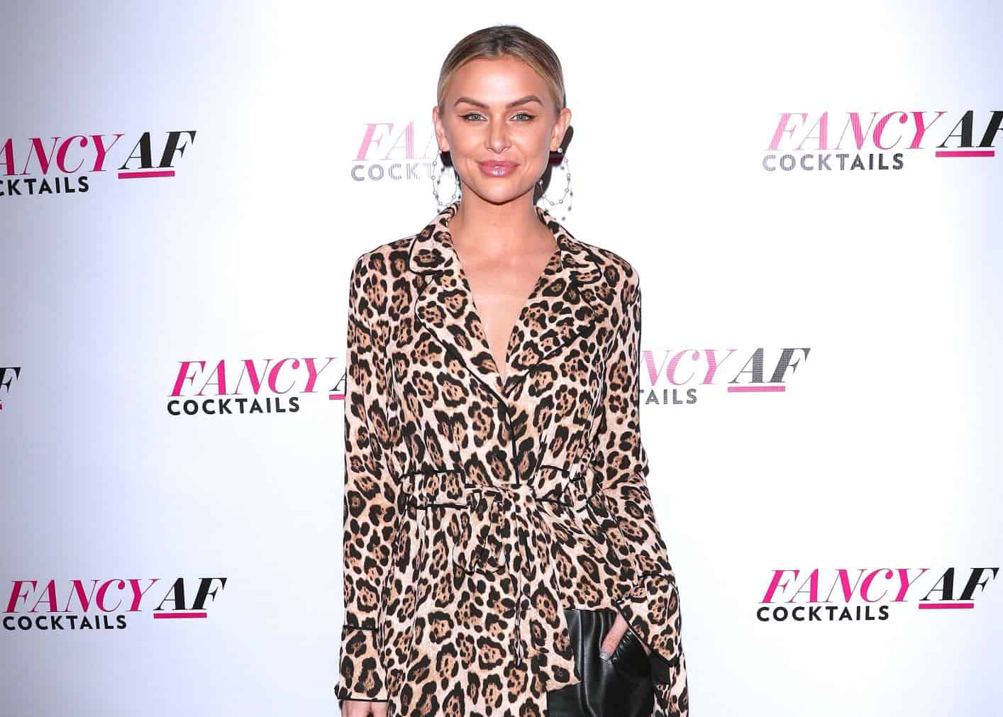 PHOTO: Lala Kent Shares First Pic of Daughter Ocean's Sweet Face as Vanderpump Rules Star Reveals When the Baby Girl Was Born and How Much She Weighed After Her Weeks-Early Arrival