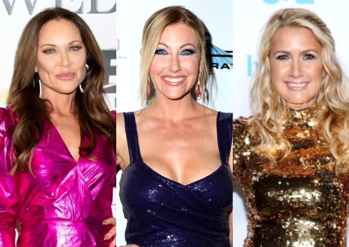 "LeeAnne Locken Slams Stephanie Hollman as the ""Biggest Liar"" and Discusses RHOD Racism Scandal, Insists Maintains Kary Brittingham is ""Chirpy"""