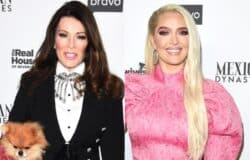 "Lisa Vanderpump Slams Erika Jayne's $40,000 Glam Budget and 'Feels Bad' for the ""Victims"" Amid Legal Drama, Wants Apology From Kyle and Talks Kathy Hilton's Addition to RHOBH, Plus Pump Rules Baby Boom"