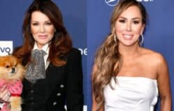 UPDATE: Lisa Vanderpump Says Kelly Dodd is Banned From Her Restaurants as She Discusses What the RHOC Star Did During a Visit