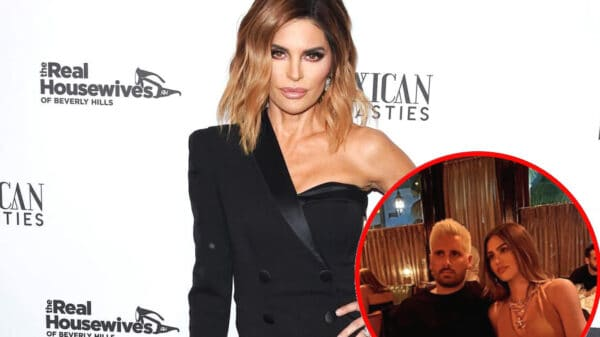 PHOTOS: 'RHOBH' Lisa Rinna Breaks Silence On Daughter Amelia Hamlin's Relationship With Scott Disick And Reveals What They Have In Common In Side-By-Side Photos