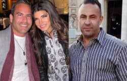 "VIDEO: Teresa Giudice's Boyfriend Luis Ruelas Meets Ex-Husband Joe Giudice In The Bahamas, See Photos From RHONJ Stars' ""Great Night Out"" With Their Daughters and Luis' Sons"