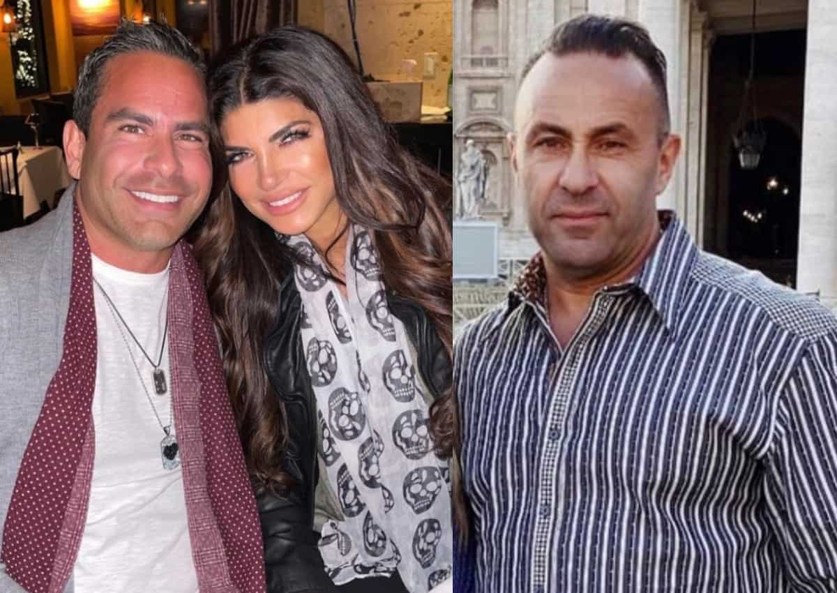 """RHONJ Star Teresa Giudice's Boyfriend Luis Ruelas Meets Ex-Husband Joe Giudice In The Bahamas, See Video And Photos From Their """"Great Night Out"""" With Their Daughters And Luis' Sons"""
