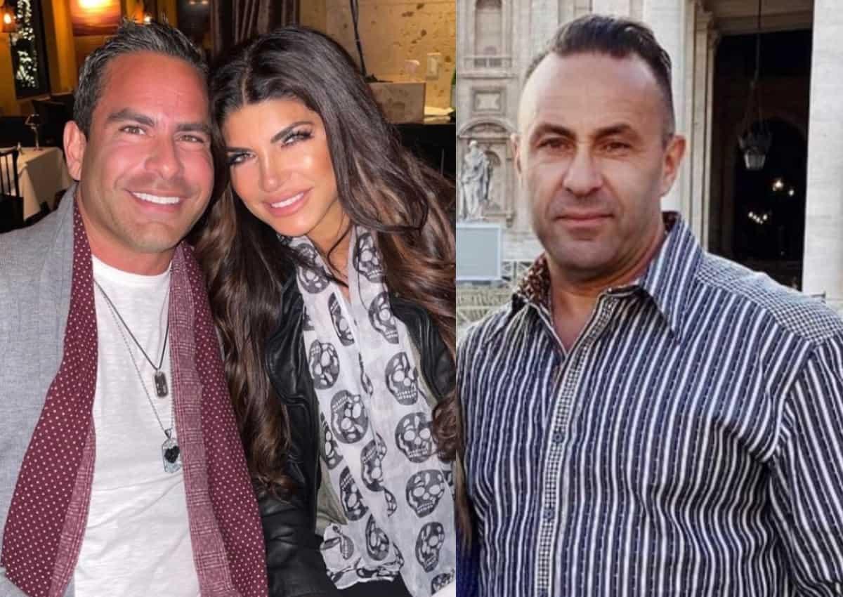 Teresa Giudice's Boyfriend Luis Ruelas on What He Thinks of Joe Giudice, Confirms Plans to Propose to RHONJ Star
