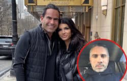 RHONJ: Teresa Giudice On If She Has Plans To Move Into New $3 Million Mansion With Boyfriend Luis Ruelas and Explains Why She Never Hooked Up With Tony 'The Pool Boy'