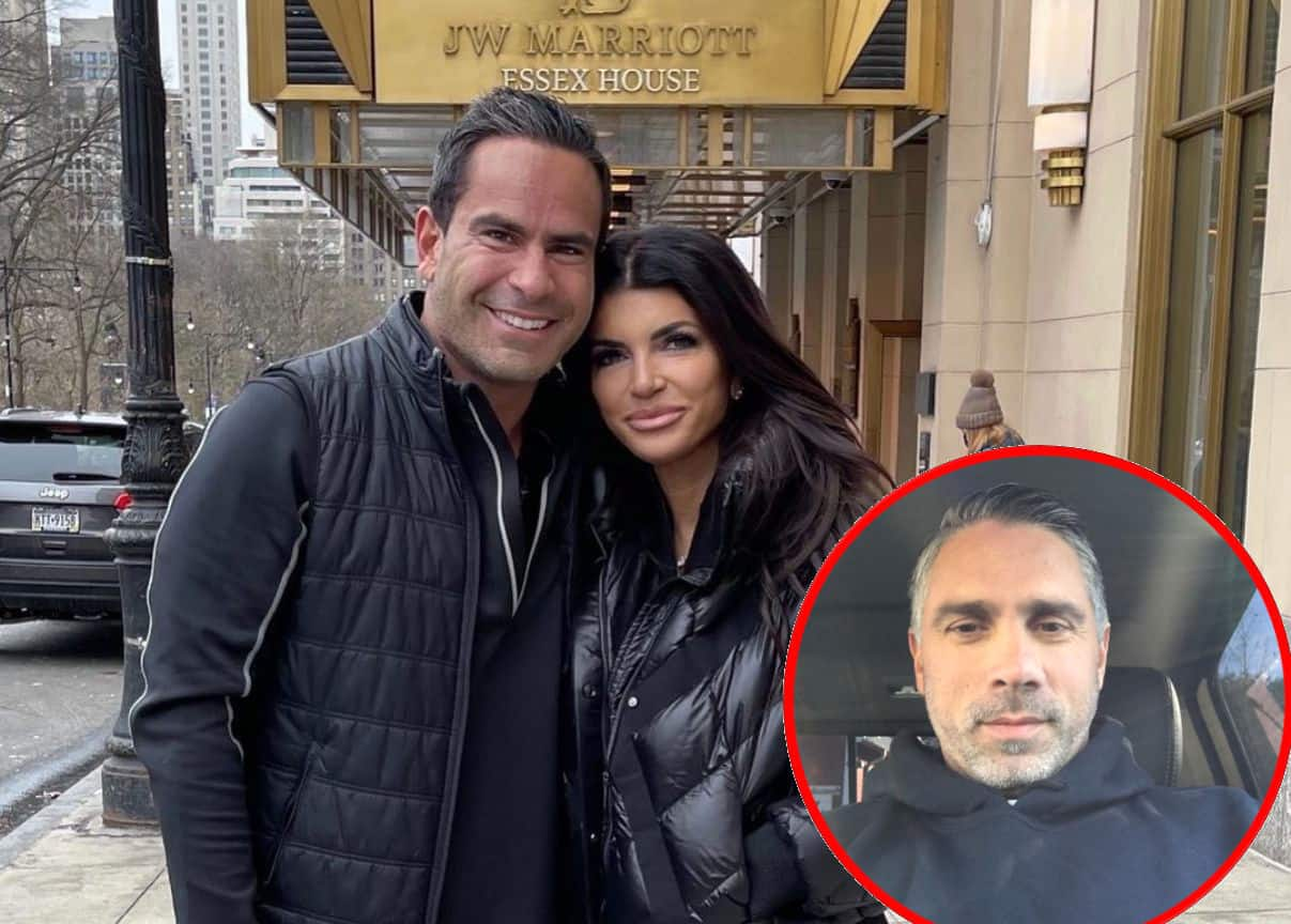 RHONJ: Teresa Giudice Reveals If She Plans To Move Into Her New $3.3 Million Mansion With Boyfriend Luis Ruelas And Dishes On Her Relationship With Tony 'The Pool Boy'