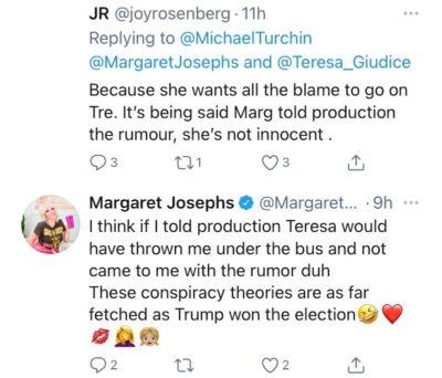 RHONJ Margaret Josephs Slams Conspiracy Theory Involving Evan Rumor