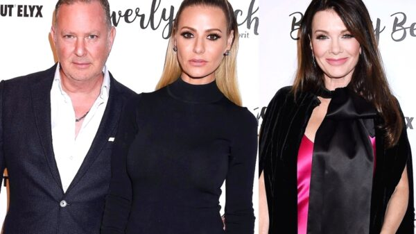 "RHOBH's PK Kemsley Seemingly Shades Lisa Vanderpump in a Comment Shared to Lisa Rinna's Mona Lisa-Inspired Photo, See What Dorit Kemsley's Husband Said About Her ""Moaning"""