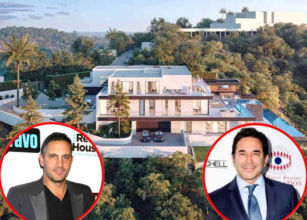 PHOTOS: Mauricio Umansky Lists Paul Nassif's $32 Million Home With Designs by Faye Resnick, See Inside the 12,130-Square-Foot Stunning Hillside Property