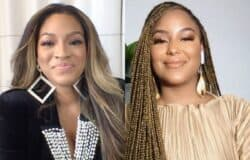 """Drew Sidora Accuses RHOA Cast of Being """"Disrespectful"""" About Her Husband Ralph Pittman Jr's 'Good Looks' and Confirms They're in Marriage Counseling as LaToya Accuses Her of """"Bumping and Grinding"""" Bolo, Plus Live Viewing Thread"""