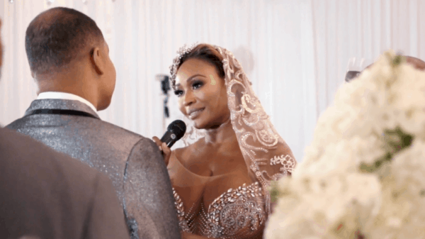 RHOA Recap: Cynthia Gets Married As Drew And LaToya Almost Come To Blows Over Bolo Rumors
