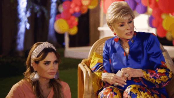 RHOD Recap: D'Andra And Momma Dee Butt Heads At Tiffany's Party, Brandi Accuses D'Andra of Demonic Behavior