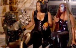 RHOA Recap: Kenya Confronts LaToya For Telling Her Business as Falynn and LaToya Fight at Chaotic Halloween Party