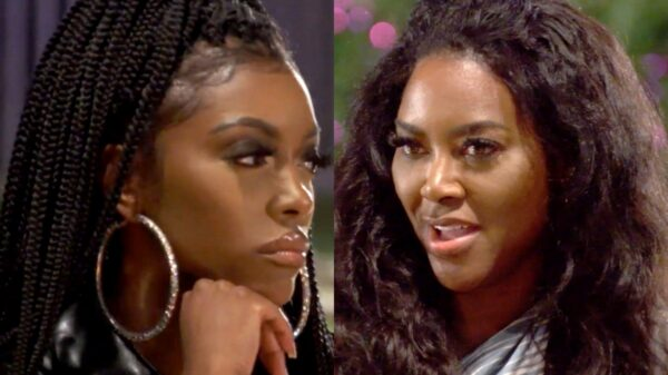 RHOA Recap: Porsha Walks Out On The Ladies After Being Accused Of Sleeping With Stripper Bolo, Kenya Admits To Crushing On LaToya And Marc Files For Divorce
