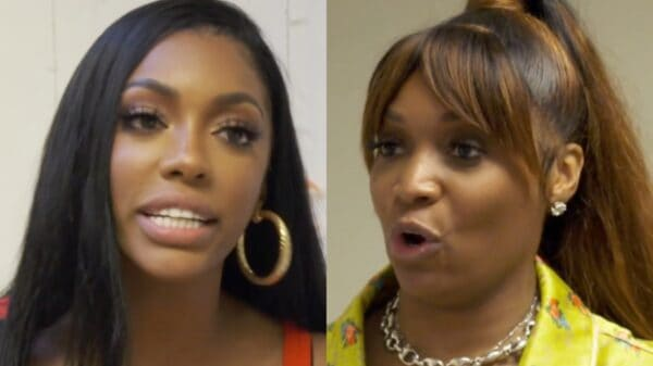 RHOA Recap: Porsha Confronts Marlo Over Her Friendship With Kenya And Drew Shares Information About LaToya's Drinking At Dinner
