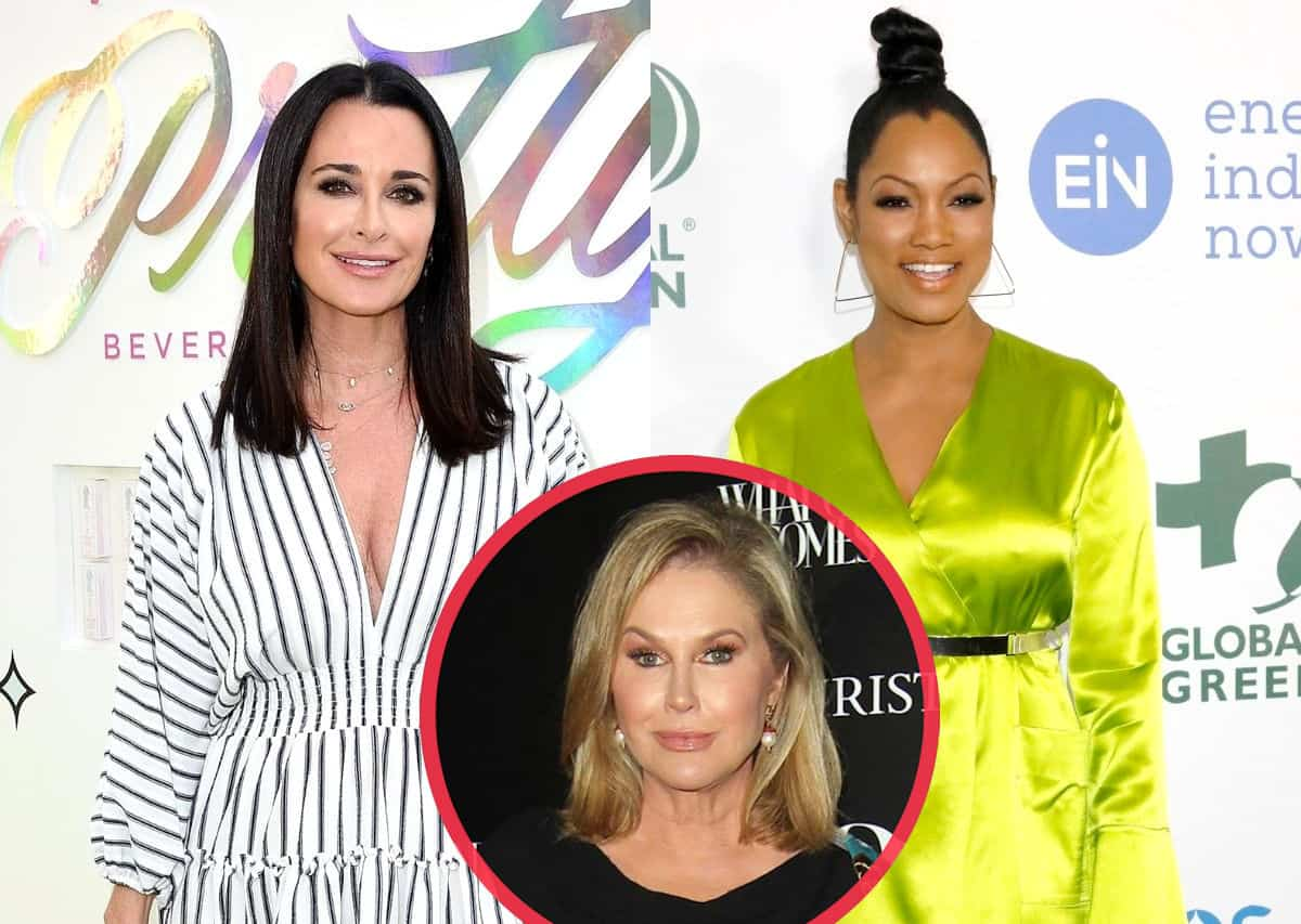 PHOTOS: RHOBH's Kyle Richards Explains Garcelle Beauvais' Absence After Celebrating Kathy Hilton's Birthday With Cast And Bling Empire Star Christine Chiu