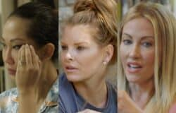 RHOD Recap: Tiffany Cries and Leaves Trip Early as Brandi Struggles to Move Forward With Her; Stephanie Opens Up About Depression and Anxiety