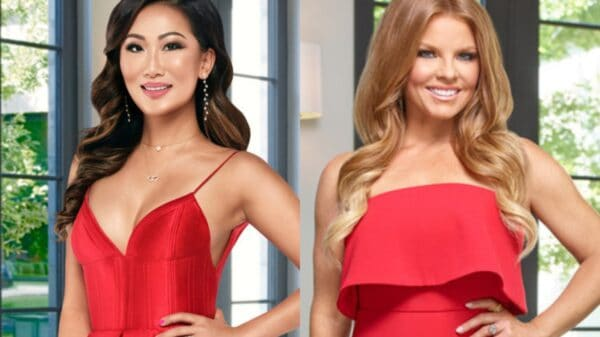 RHOD Star Dr. Tiffany Moon on Where She Stands With Brandi Redmond, Plus Find Out What Tiffany Sent Brandi After Welcoming 4th Child