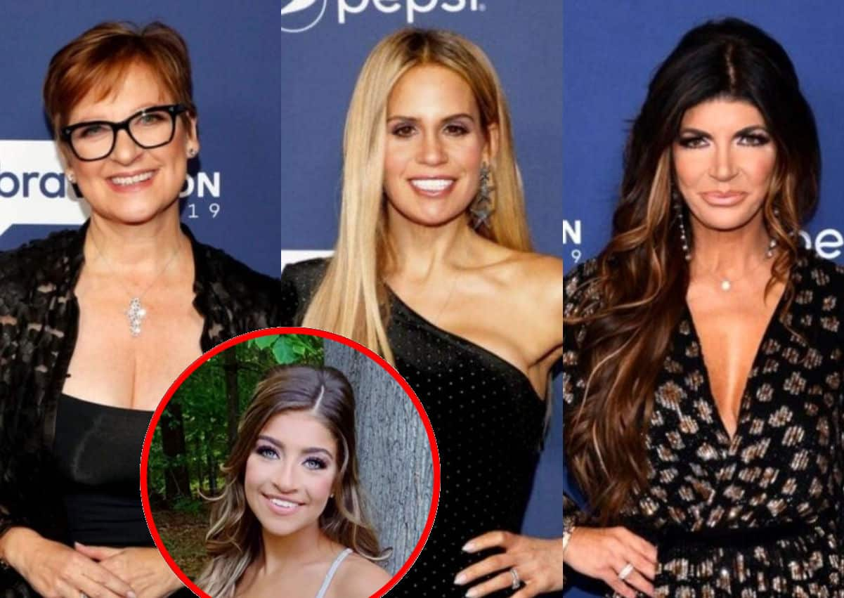 "RHONJ Alum Caroline Manzo Slams Jackie Goldschneider For Bringing Up Gia Analogy During Fight With Teresa Giudice, Says ""Two Wrongs Don't Make A Right"" As She Defends Gia"